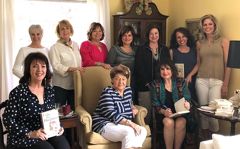 Debbie's book club